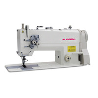 Двухигольная промышленная швейная машина AURORA A-872