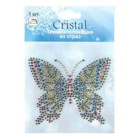 ADS044 Термоаппликация из страз Cristal