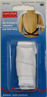 Prym 991961 Удлинитель застёжки бюстгальтера для одежды с открытой спиной (белый).