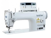 Прямострочная промышленная швейная машина S-7200C-405 Brother