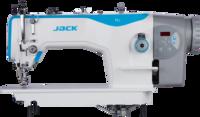Прямострочная промышленная швейная машина с шагающей лапкой Jack JK-H2-CZ (прямой привод)