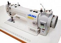 Прямострочная промышленная швейная машина с шагающей лапкой JUKI DU-1181 (прямой привод)