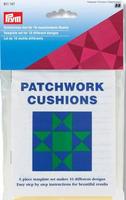 Prym 611147 Наборр шаблонов, пластиковые. (6 шт.), 10 образцов.