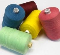 Нить швейная армированная 35лл (2500м.)(цветные в ассортименте)