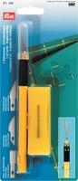 Prym 611395 Макетный нож с тремя специальными лезвиями.