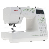 Швейная машина Janome QF 7600