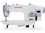Прямострочная промышленная швейная машина с игольным продвижением Siruba DL7200-NH1-16