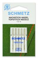Иглы  Schmetz TOP STITCH №100, 5 шт.