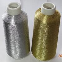 Нить металлизированная 150D(4750м/боб)